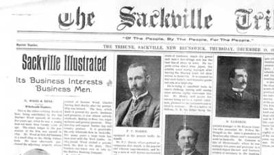 Sackville Tribune 1902