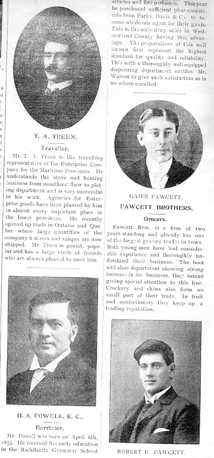 Fawcett Brothers
