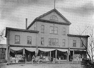 Departmental Store of George E. Ford & Sons, Sackville, N.B.
