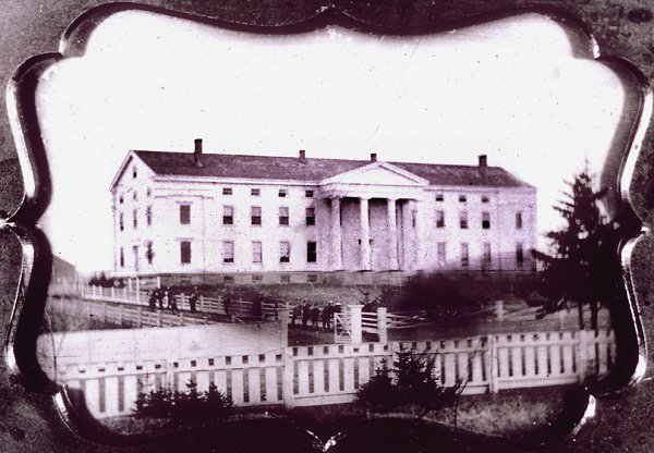 MOUNT ALLISON WESLEYAN ACADEMY  IN 1844