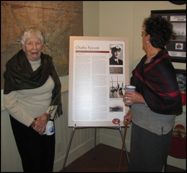 Mary McOuat and Anne Fawcett