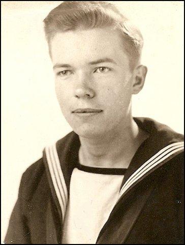 Seaman Joe Atkinson