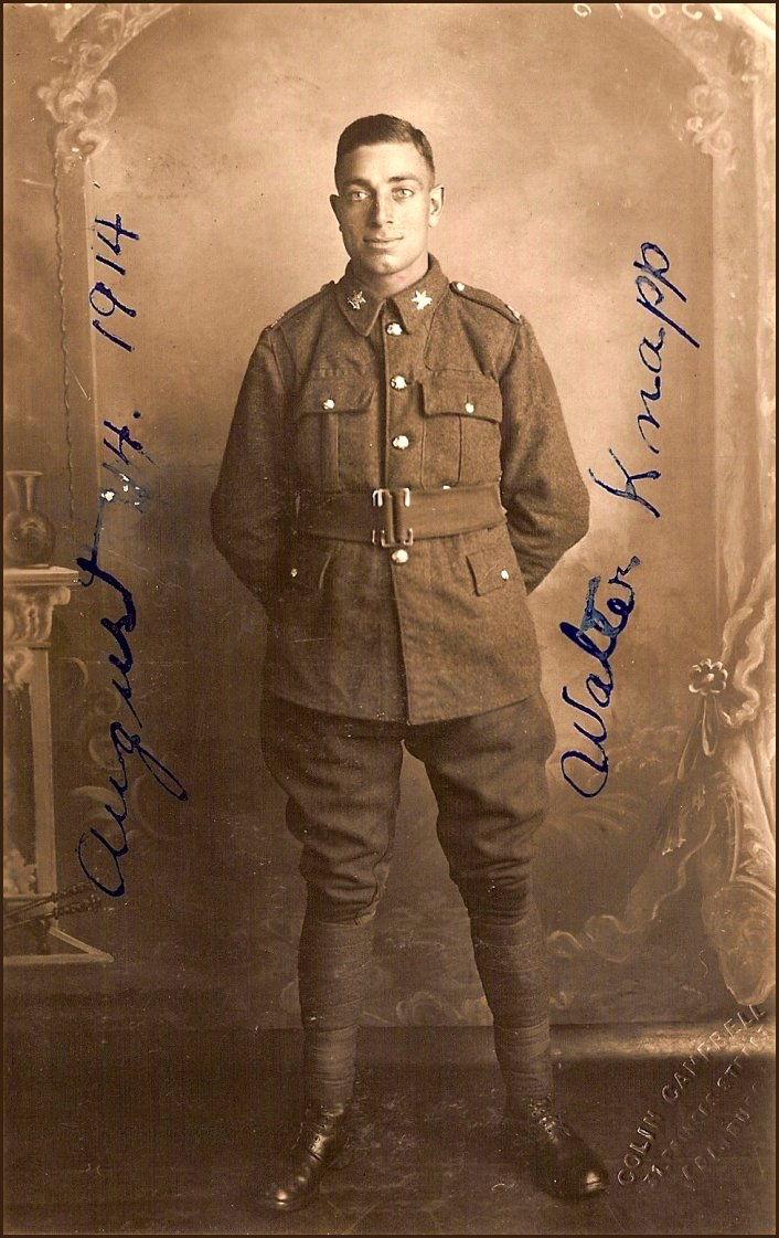 Private Walter Russell Knapp
