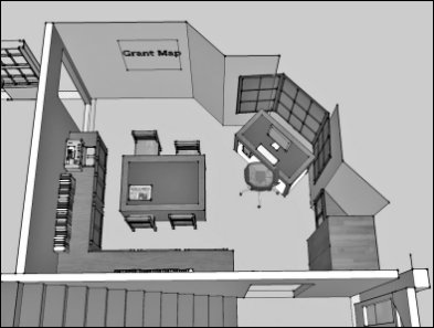 Plans for reconstructing and furnishing the new Resource Centre