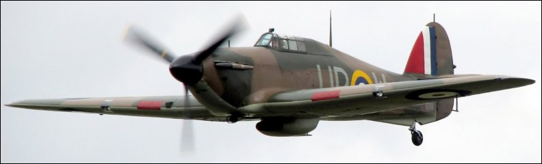 A Hawker Hurricane