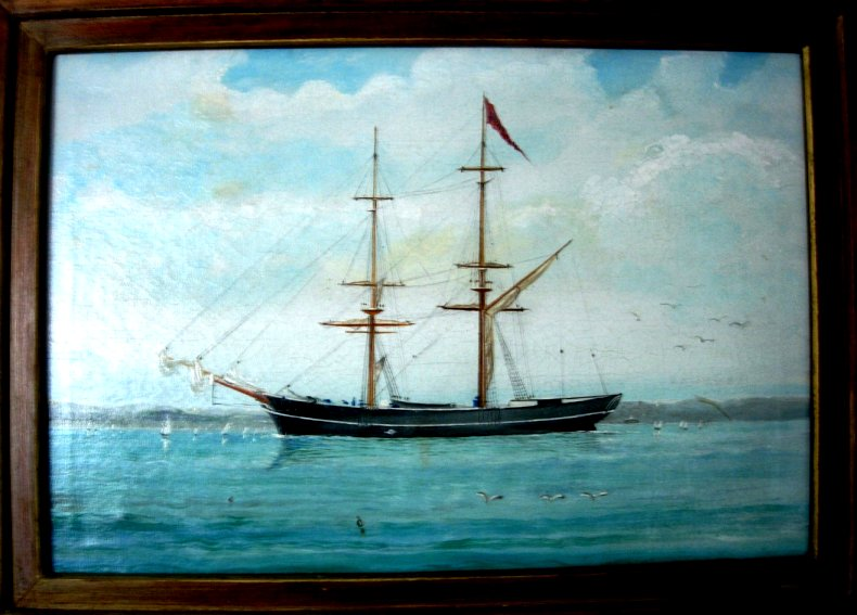 The Brigantine Speck