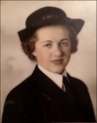Claire (Murray) MacFadden R.C.N.