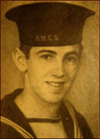 Able Seaman Robert C. MacFadden (1923–1996)