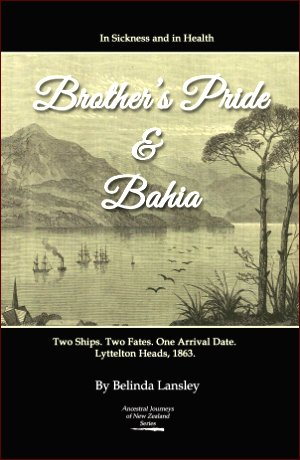 Brother's Pride and Bahia (book cover)