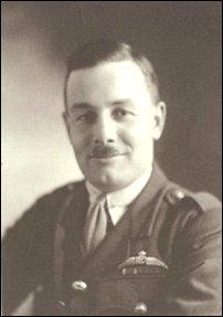 Portrait of Major Albert Desbrisay Carter, RFC
