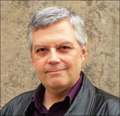 portrait of playwright Jamie Bradley