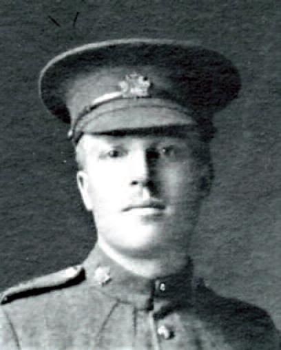 Photo of Private Arlington Dixon Ward