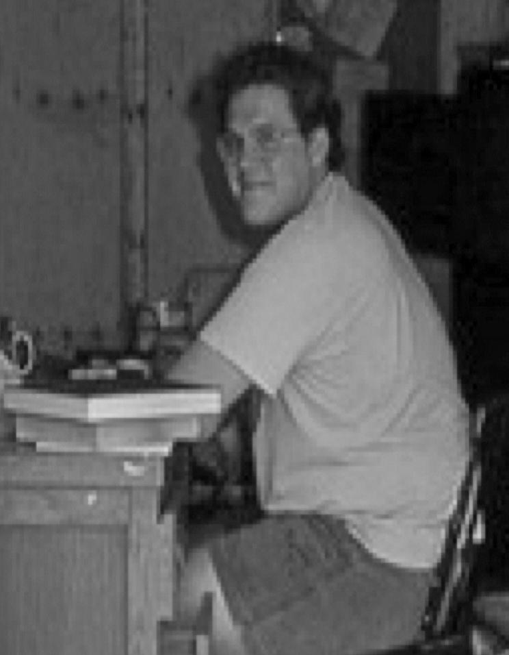 Photo of John Holton