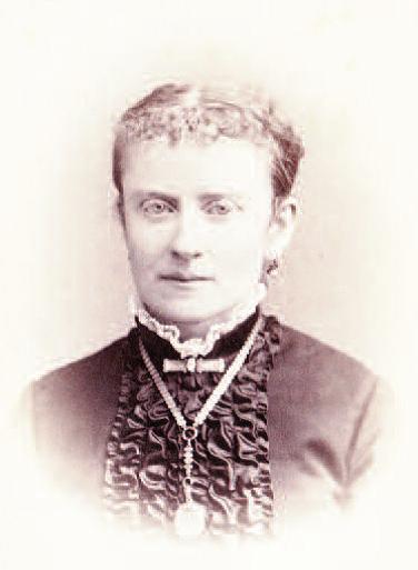 Photo of Kate Morice, 1864-1930