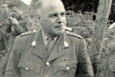 Photograph of Colonel MacDougall