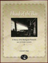 Head of the Bay: A History of the Maringouin (Rockport) Peninsula [cover]