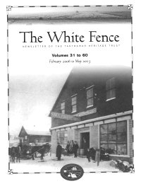 The White Fence Compendium II [cover]