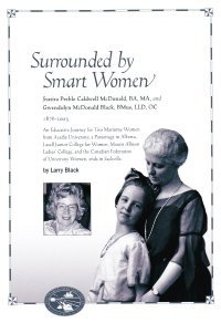 Surrounded by Smart Women [cover]