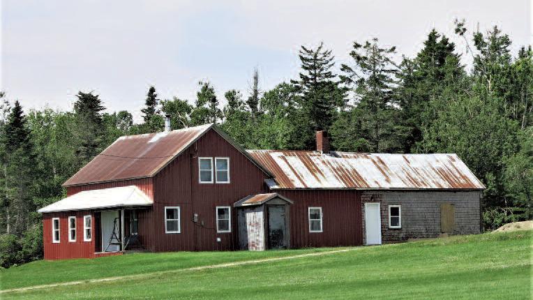Photo of Thomas Mitton home