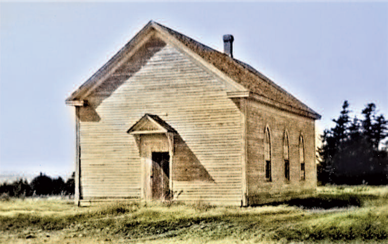 Fairfield Baptist Church 1970