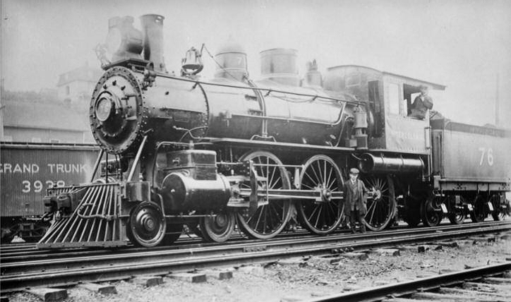Photograph of train