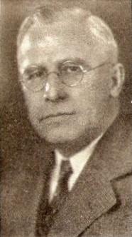 Charles W Fawcett (portrait)