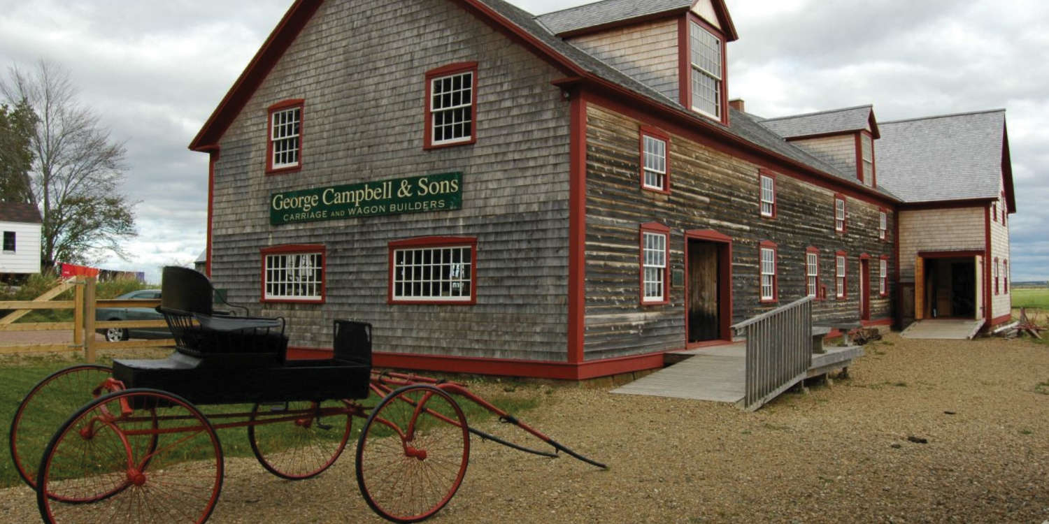 Campbell Carriage Factory Museum
