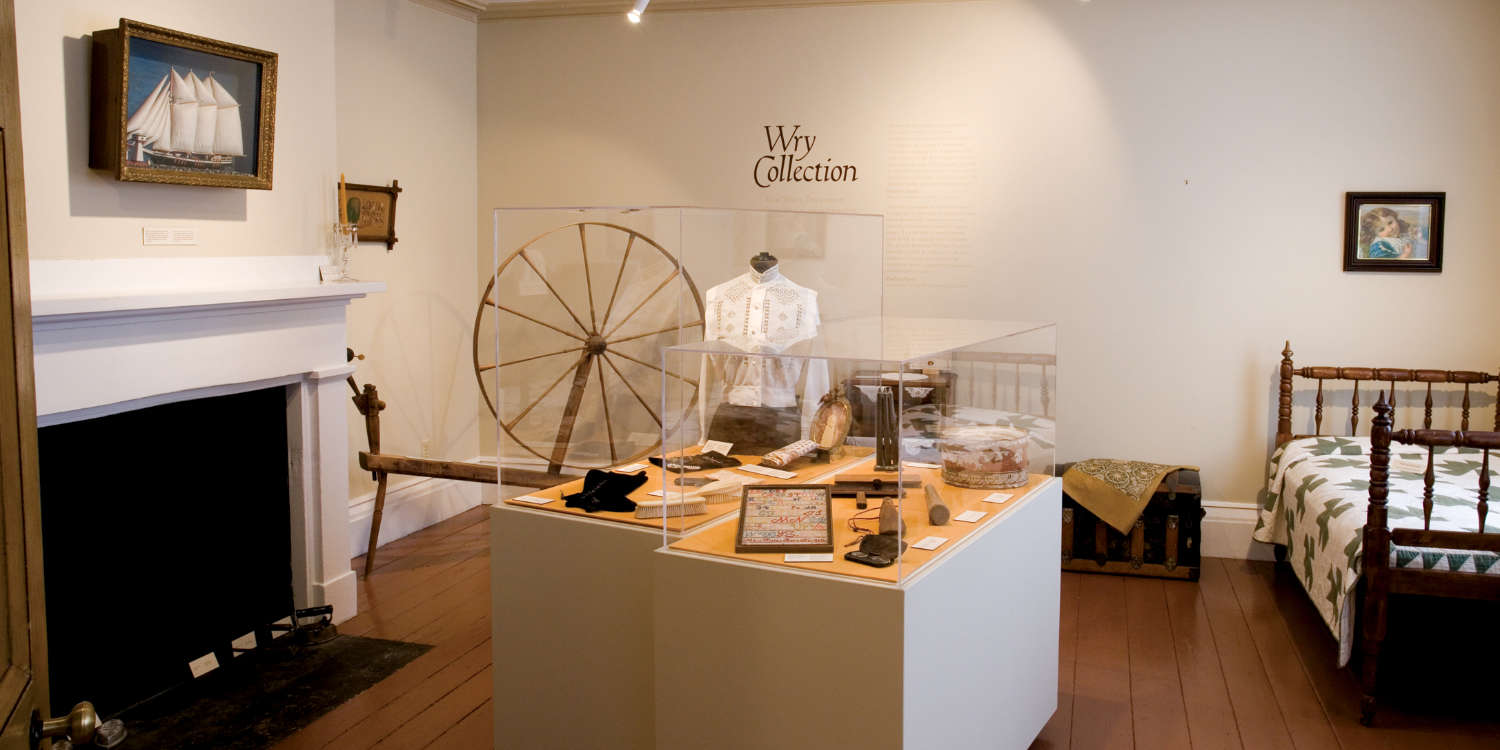 Wry Collection, Boultenhouse Heritage Centre