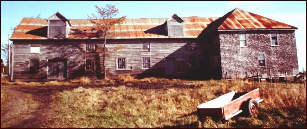 Campbell Carriage Factory in 1970s