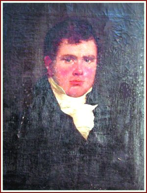 painting of Ronald Campbell (1799–1863)