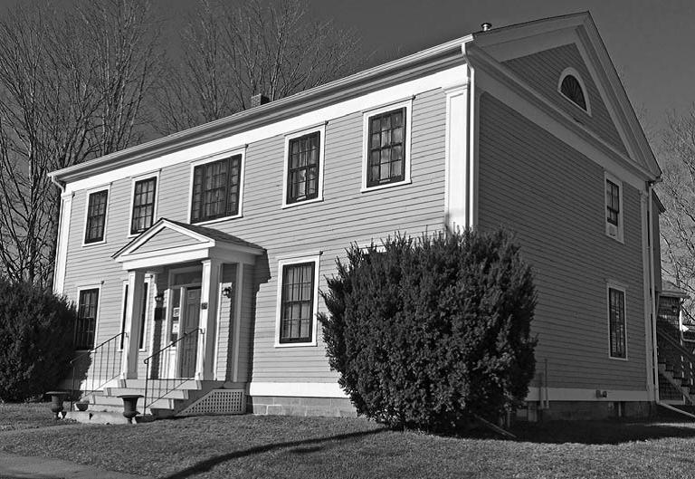 Christopher Boultenhouse house in Sackville, NB