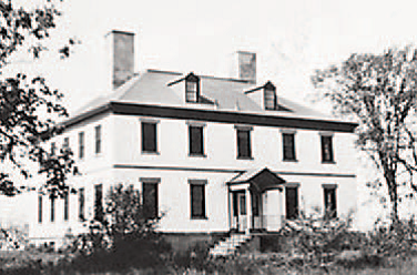 C.R. Prescott house in Starr's Point, NS