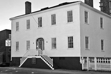 D.D. Merritt House in Saint John, NB