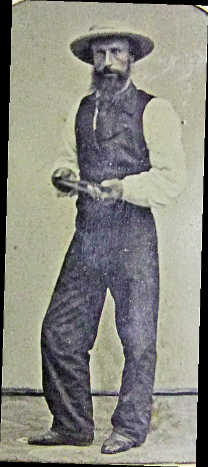 Photograph of Ammi Anderson