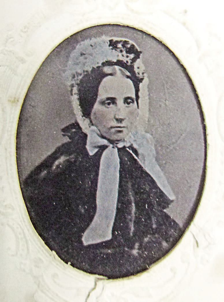 Photograph of Elizabeth Bulmer Anderson
