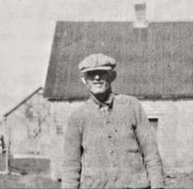 Photograph of Frank L Ward