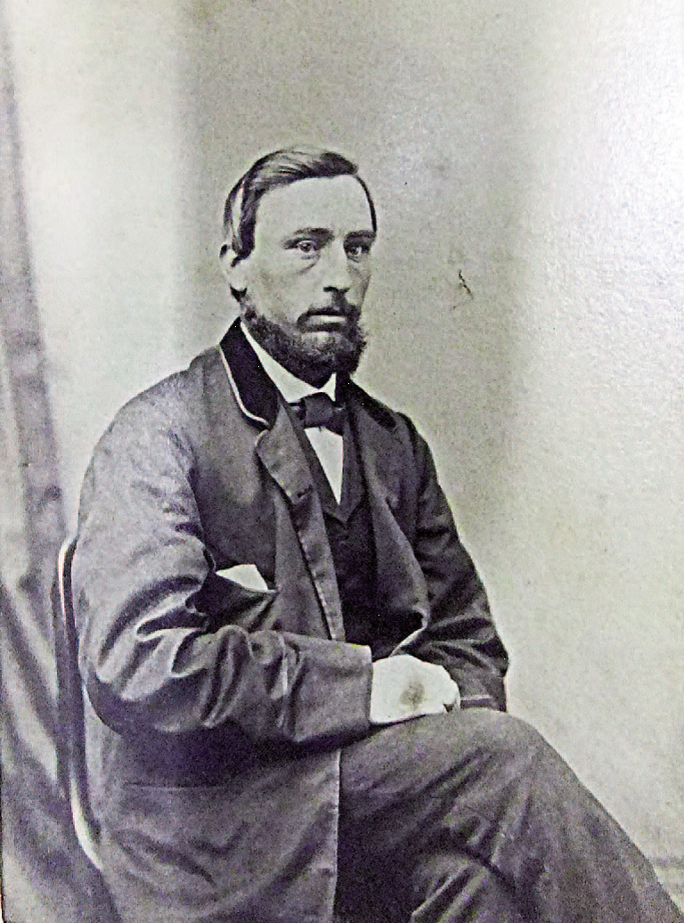 Photograph of Captain George Anderson