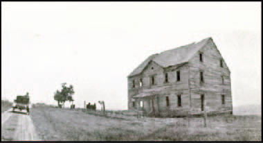 Photograph of old Cumberland House