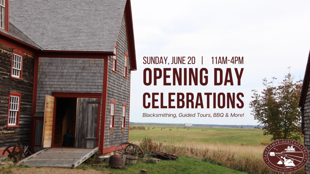 Opening of the Campbell Carriage Factory Musem - June 20, 2021